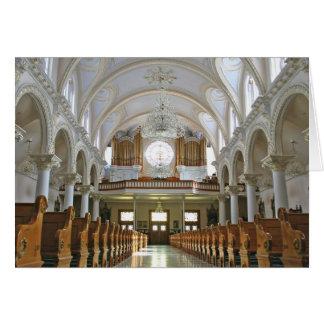St Hyacinthe, Quebec Hälsningskort