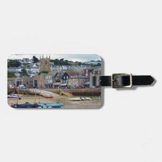 St Ives Cornwall England Bagagebricka