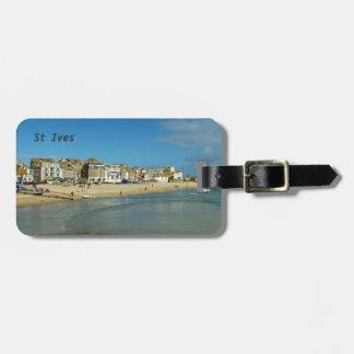 St Ives Cornwall England foto Bagagebricka