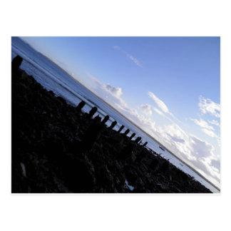 St Ives kust Vykort