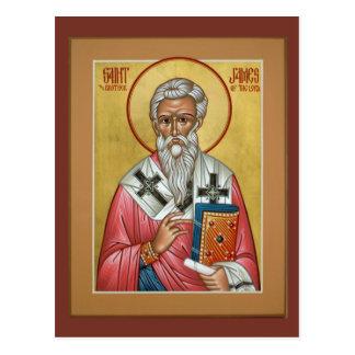 St James broder av lorden Bön Kort