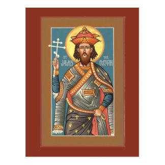 St James det persiska bönkortet Vykort