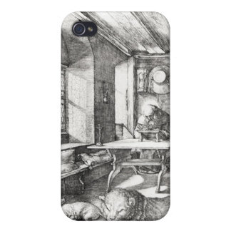 St Jerome i hans studie, 1514 iPhone 4 Hud
