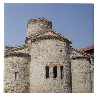 St John den baptistiska cruciform kyrkan 2 Kakelplatta