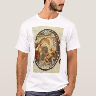 St John det baptistiskt i fängelset T-shirts
