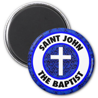St John det baptistiskt Magnet