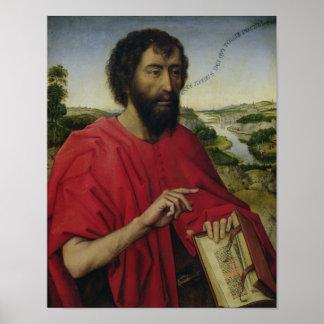St John det baptistiskt Poster