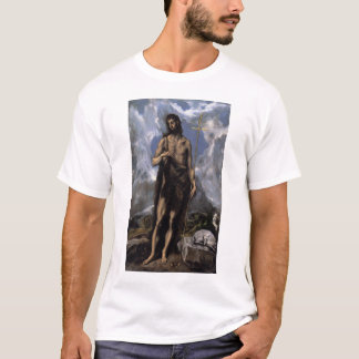 St John det baptistiskt T-shirts
