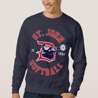 St John marintröja Lång Ärmad Tröja