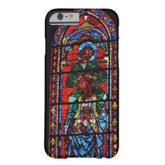 St John som rida för Evangelist knuffar av Ez Barely There iPhone 6 Skal