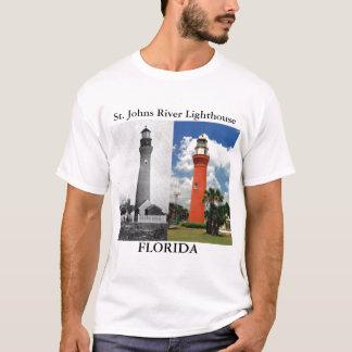 St Johns flodfyr, Florida skjorta T-shirt