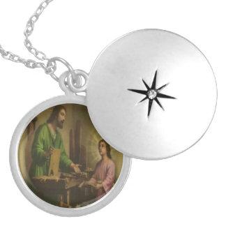 St Joseph halsband