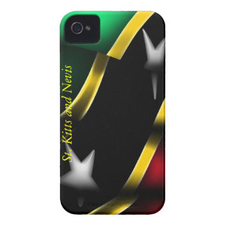 St. Kitts och Nevis Iphone 4/4S Fodral-Kompis iPhone 4 Case-Mate Fodraler