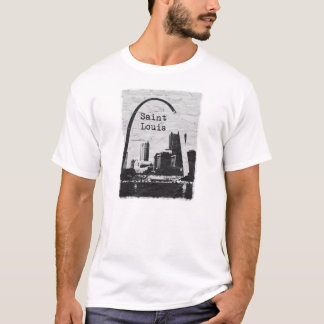 St Louis båge T-shirt