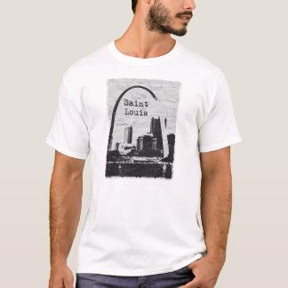 St Louis båge Tshirts