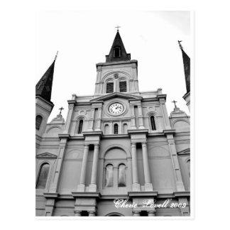 St Louis domkyrka Vykort