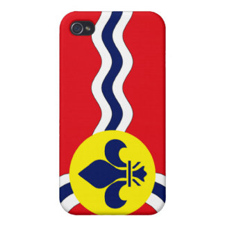St Louis flagga iPhone 4 Fodraler