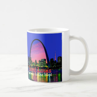 St Louis Missouri Kaffemugg
