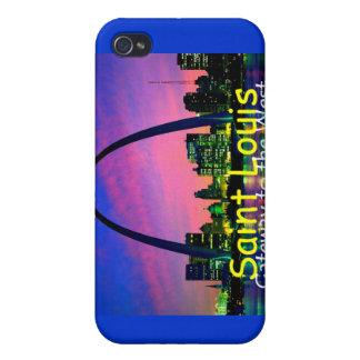 St Louis Speckfodral iPhone 4 Hud