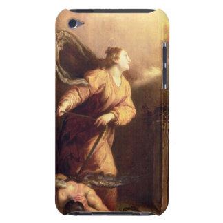 St Margaret bredvid den besegrade djävulen iPod Touch Covers