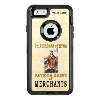 St Nicholas av MYRA (skyddshelgonet av köpmän) OtterBox iPhone 6/6s Fodral