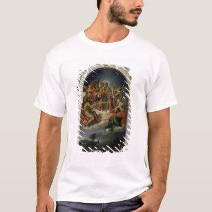 St Nicholas i härlighet med Saints T Shirt