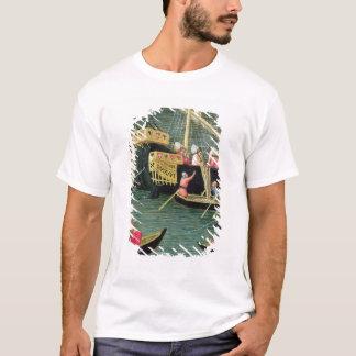 St Nicholas sparar Mira från svält T-shirt