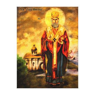 St. Nikola Canvastryck