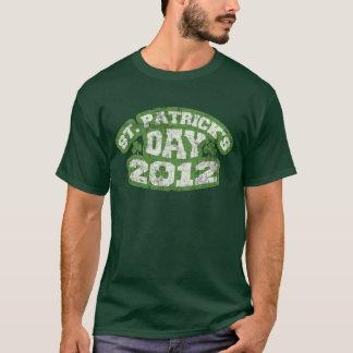 St patricks day 2012 t shirt