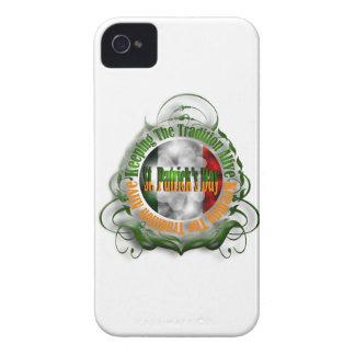 St patrick's day som håller det vid liv fodral för iPhone 4 fodral