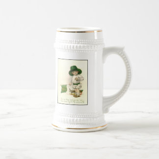 St patricks day Stein Sejdel