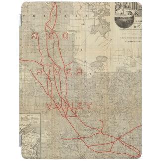 St Paul, Minneapolis och Manitoba järnväg iPad Skydd