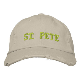 ST. PETE BRODERAD KEPS