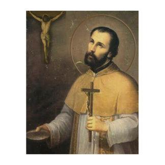 St Peter Claver Trätavla