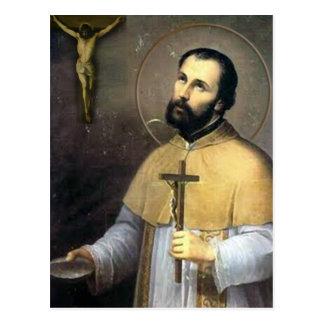 St Peter Claver Vykort