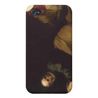 St Peter frigjorde vid en ängel, 1639 iPhone 4 Skal