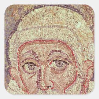 St Peter Fyrkantigt Klistermärke