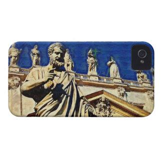 St Peter kvadrerar Rome iPhone 4 Case-Mate Skal
