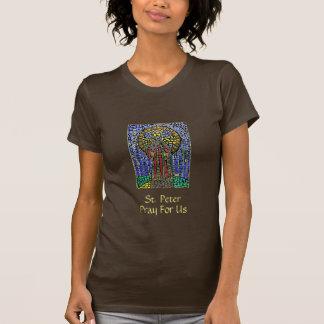 St Peter kvinna grafiska T-tröja Tröja