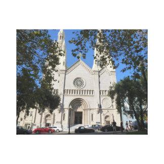 St Peter och Pauls kyrka Canvastryck