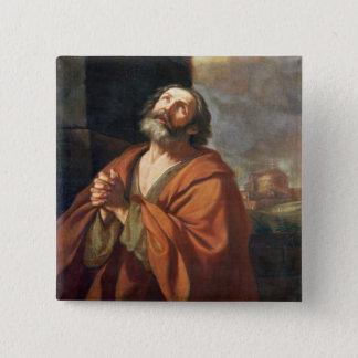 St Peter Standard Kanpp Fyrkantig 5.1 Cm
