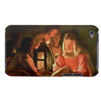 St. Sebastian som ansas av den heliga kvinnan iPod Touch Fodral