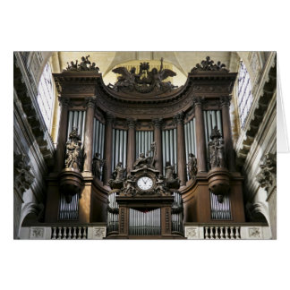 St Sulpice, Paris Hälsningskort