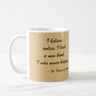 St Teresa av den Avila (SNV 27) kaffemuggen #1b Kaffemugg