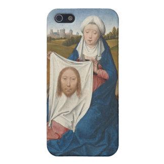 St.-Veronica, c.1470-1475 (olja på panel) iPhone 5 Skal