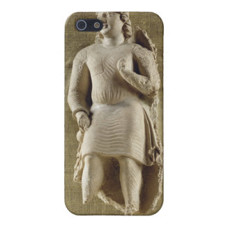Stå ungdom eller Maitreya, Gandhara (stuckaturen) iPhone 5 Cover