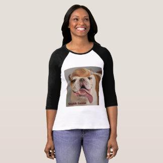 """""""STABIL GENUS"""" skjorta vid de verkliga T Shirt"""