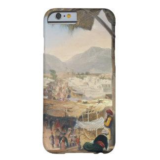 Stad av Kandahar, dess främsta basar och citadelen Barely There iPhone 6 Skal