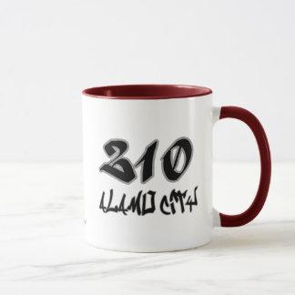 Stad för tekniker Alamo (210) Mugg