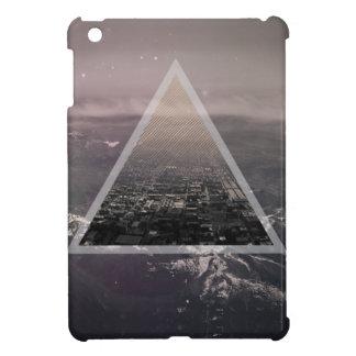 Stad i en triangel iPad mini skydd